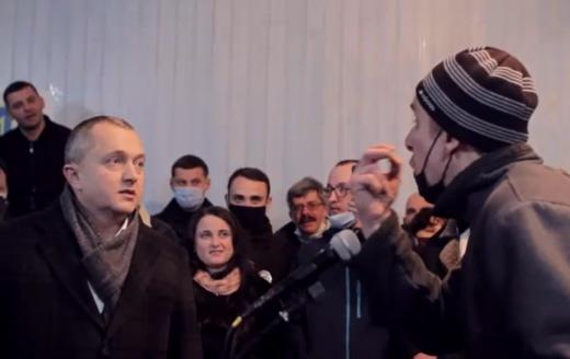 Влада Рахівської ОТГ й надалі ігнорує громаду с. Костилівка та не виконує обіцянок (ВІДЕО)