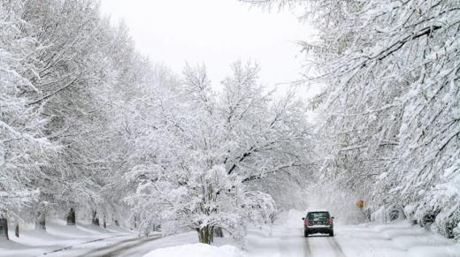 В Україні очікується 20-градусний мороз і до 15 см снігу