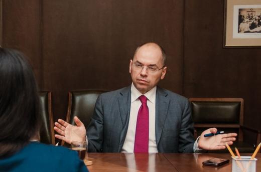 Степанов виступив за продовження локдауну після 24 січня