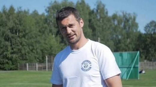 """Артем Мілевський відсвяткував 36-річчя тренуваннями """"Минаю"""""""