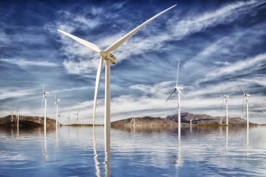 Естонці побудують біля Маріуполя вітропарк потужністю 800 МВт