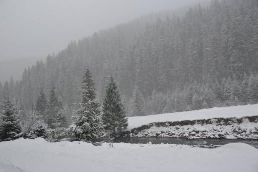 Вихідні в Україні прогнозують морозяними і сніжними – де будуть найбільші холоди