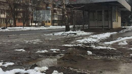 Вулицю Грушевського в Ужгороді планують почати ремонтувати у травні
