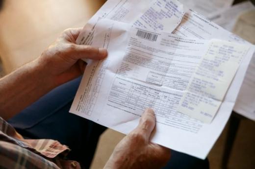 У Виноградові затримали чоловіка, який підробляв квитанції на оплату комунальних послуг