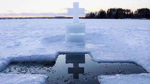 На Водохреще Україна опиниться в обіймах антициклону, потім мороз почне відступати