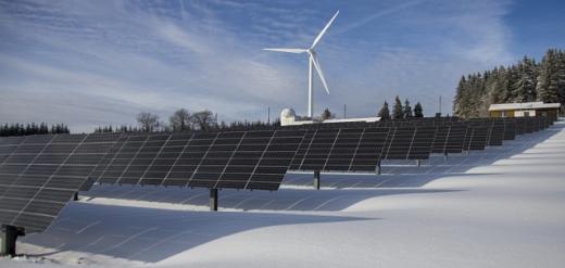 У Данії чотири сонячні станції забезпечуватимуть енергопотреби 120 тис домогосподарств