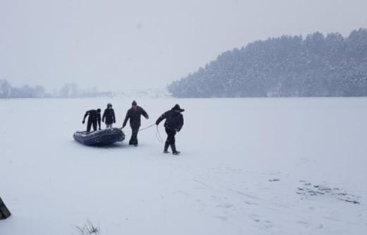 У ставку рятувальники знайшли тіло жителя Іршавщини