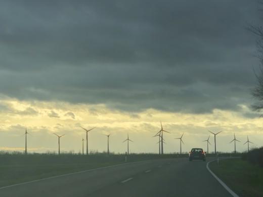 В Україні побудують найбільшу берегову вітроелектростанцію в Європі