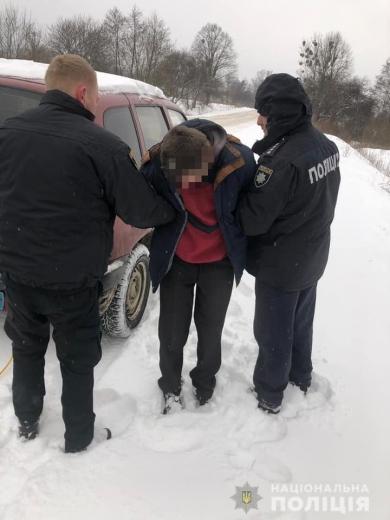 25-річний ужгородець викрав «ВАЗ 2101» у мешканця Тур'ї Ремети, поки той відволікся