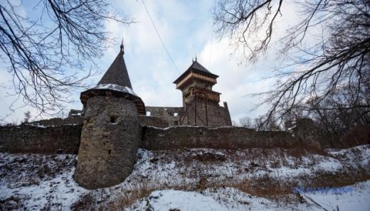 Замки Закарпаття включать до спільного з Румунією туристичного маршруту
