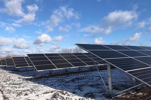 Данці зведуть чотири сонячні станції, які даватимуть енергію для 120 тис. домогосподарств