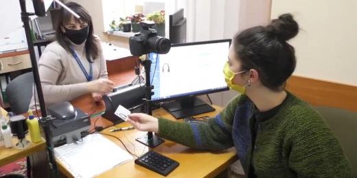 Як в Ужгороді школярі оформляють ID-картки