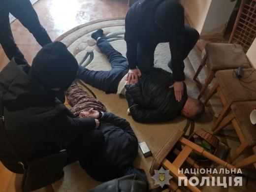 На Тячівщині затримали наркоторговця