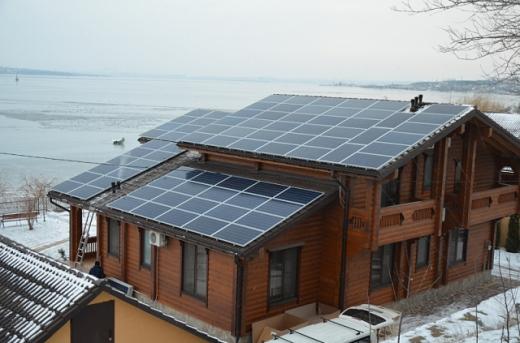 У 2020 українські домогосподарства встановили сонячні станції загальною потужністю 226 МВт