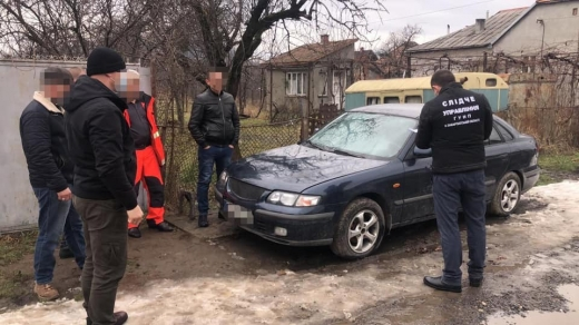 Мукачівця, який налагодив схему вимагання коштів, затримали поліціянти Закарпаття