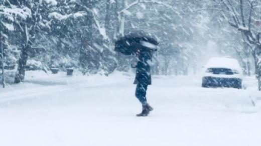 ДСНС попереджає про складні погодні умови – перший рівень небезпеки
