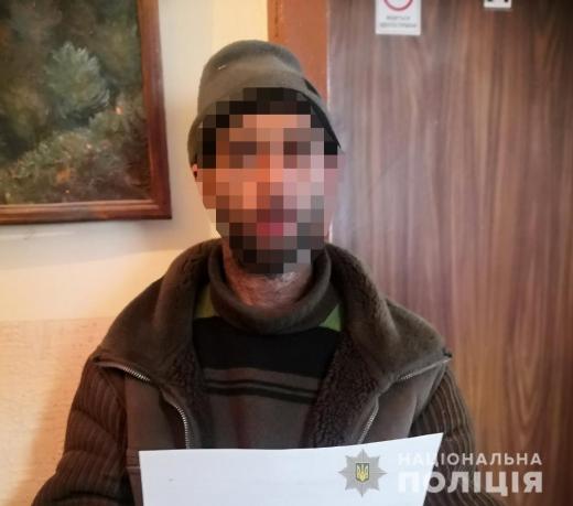 Підозрюваного у ряді злочинів мешканця Великоберезнянщини взято під варту