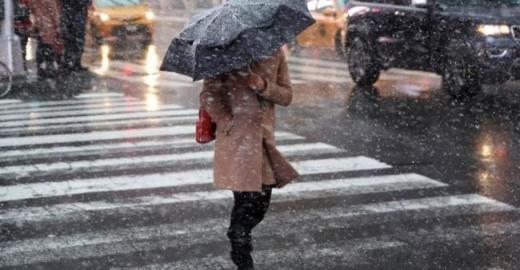 Погода на 25 січня: похмуро і дощ з мокрим снігом