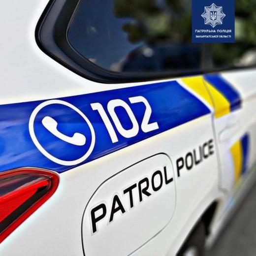 """На КПП """"Ужгород"""" водій напідпитку пропонував хабар поліцейським"""