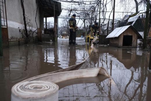 На території Ужгорода фіксують підтоплення: подробиці