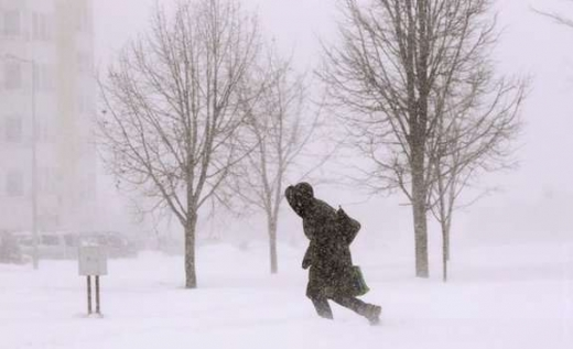 Прогноз погоди на 26 січня: в Україні похолодає, дутиме сильний вітер