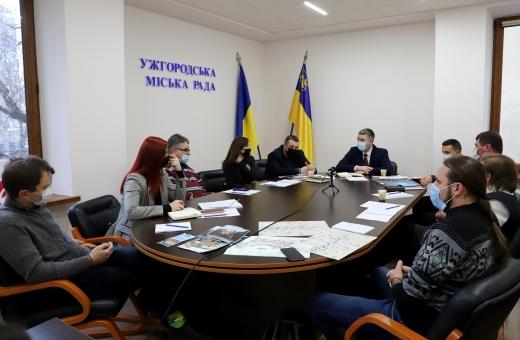 Які проєкти планують втілювати для розвитку туристичної галузі в Ужгороді