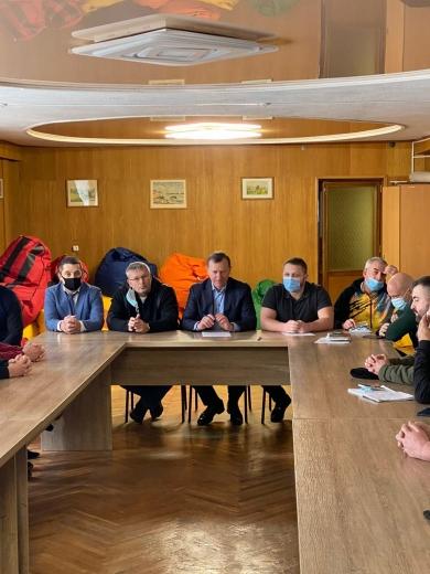 Спортивна школа Ужгорода отримала нового керівника