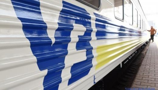 Нові пасажирські вагони Укрзалізниця обладнає системами відеоспостереження