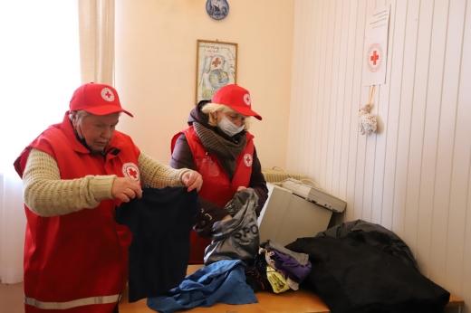 Малозабезпечені сім'ї Ужгорода отримали допомогу
