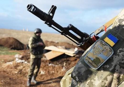 ООС: ворог 10 разів відкривав вогонь по українських позиціях