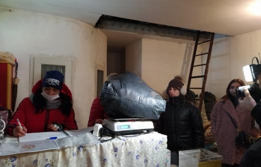 Благодійна крамниця запрацювала в Мукачеві