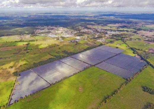 Польський виробник цементу забезпечуватиметься енергією від найбільшої в країні сонячної електростанції