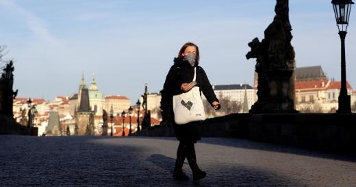 Через пандемію Чехія закрила кордон для іноземців