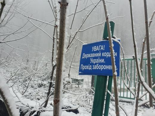 На Великоберезнянщині громадянин Узбекистану намагався незаконно переправити нелегалів до Словаччини