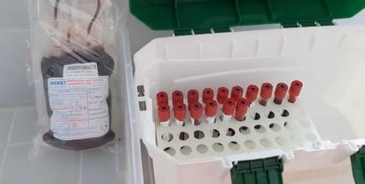 В станції переливання крові в Ужгороді можна здати плазму для лікування COVID-19 (ВІДЕО)