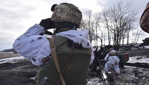 Окупанти на Донбасі чотири рази порушили «тишу» - гатили з гранатометів