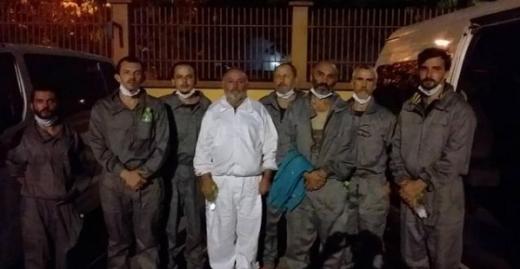 Із піратського полону в Нігерії звільнили шістьох українських моряків