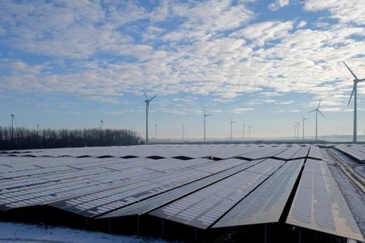 За рік Нідерланди встановили сонячні станції загальною потужністю 2,9 ГВт