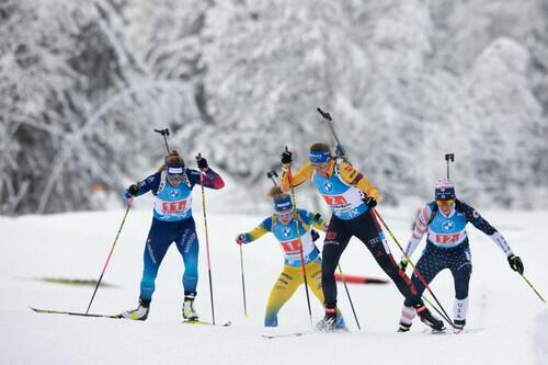 Українки вибороли бронзу на чемпіонаті світу з біатлону у Словенії