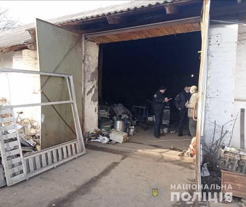 17-річний мукачівець вчинив крадіжку майна з фермерського господарства