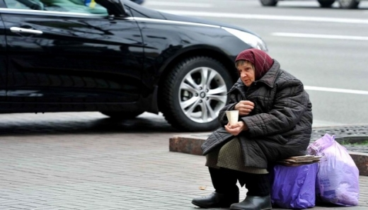 У 2020 році рівень бідності в Україні зріс до 50%.