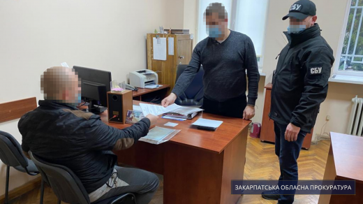 За поширення сепаратистського контенту мешканця Закарпаття засудили до 3 років