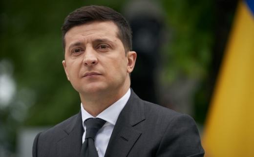 Зеленський доручив запустити супутник до 30-річчя незалежності України