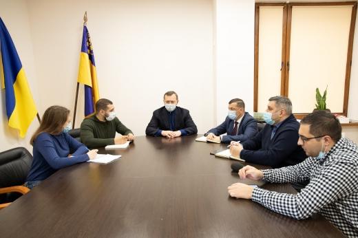 В Ужгороді обговорили ромські питання