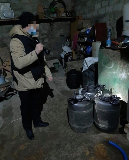На Закарпатті викрили групу зловмисників на масштабній крадіжці