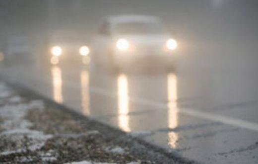 До уваги водіїв: закарпатські рятувальники попереджають про туманну погоду
