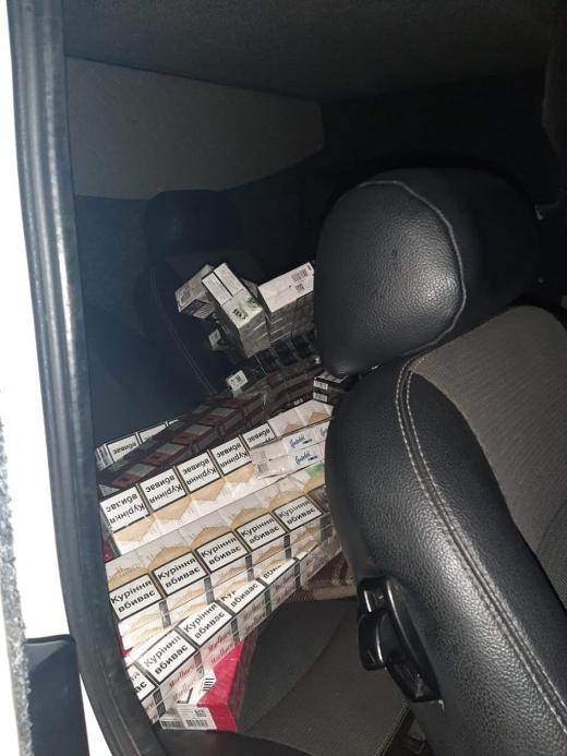Подорожі трьох українців до Італії завадила тютюнова контрабанда