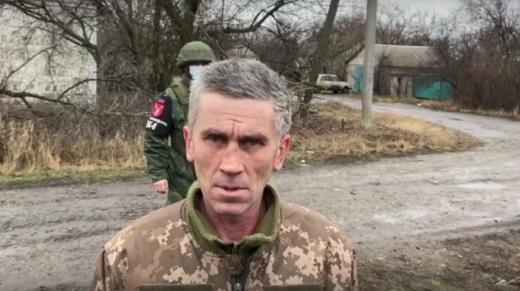 Зниклий в зоні ООС військовий перебуває у полоні бойовиків – штаб