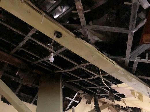 На Тячівщині рятувальники ліквідували пожежу в магазині