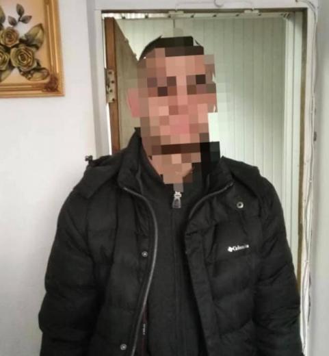 На Закарпатті затримали грабіжника, який переховувася від правоохоронців